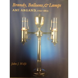Brandy balloons and lamps
