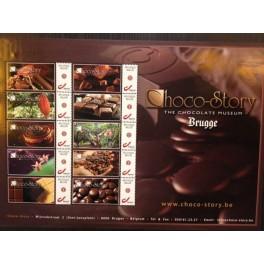 Chocolade Zegels