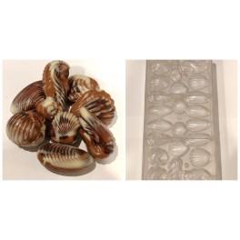 Mould Praline Seafood